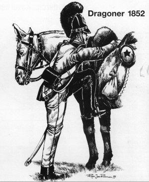 Dragoner 1852