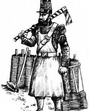 Sappeur 1856
